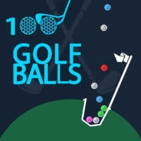 100 Golf Balls