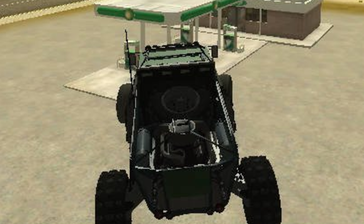 3D Buggy Simulator