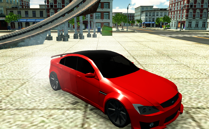 3D City Racer 2 Game