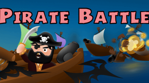 Piratebattleio - io Games