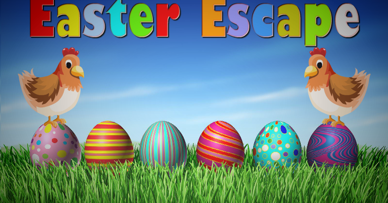 8b Easter Escape