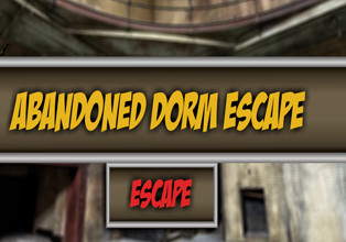 Abandoned Dorm Escape