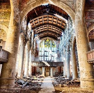 Abandoned Gary Indiana Escape