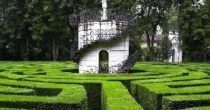 Abandoned Maze Escape
