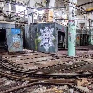 Abandoned Train Station Escape