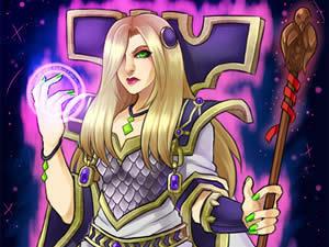 Aegwynn Warcraft Puzzle