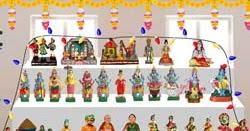 Ajaz Escape Navarathri Golu