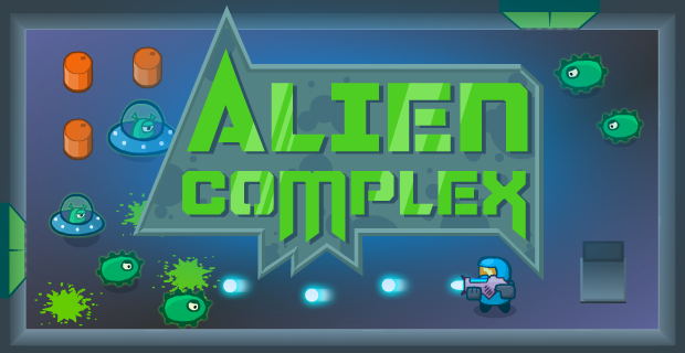Alien Complex - on Armor Games