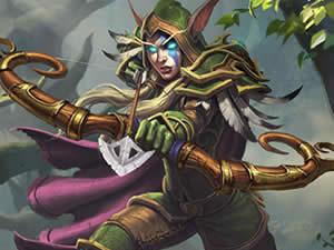 Alleria Windrunner Warcraft