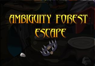 Ambiguity Forest Escape