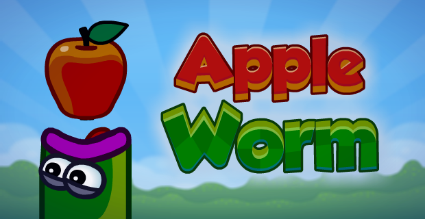 Apple Worm - on Armor Games
