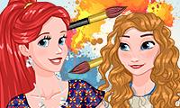 Art College Classes for Princess