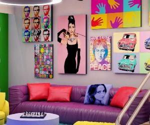 Artistic House Escape