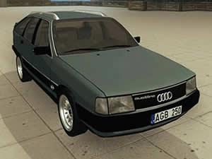 Audi 100 Puzzle