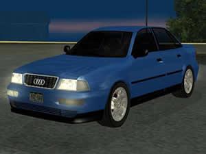 Audi 80 Puzzle