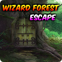 AVM Wizard Forest Escape Game - Escape Games