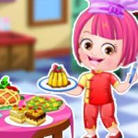 Baby Hazel Chef Dressup