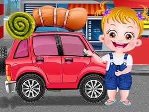 Baby Hazel Car Keys