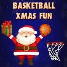 Basketball Xmas Fun - Free Games Ocean
