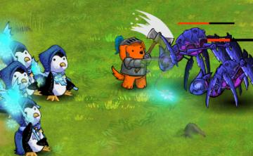 Battle Pets (Defense Game)