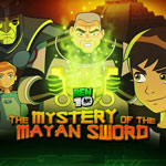 Ben 10 - The Mystery of the Mayan Sword