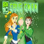 Ben 10 Save Gwen