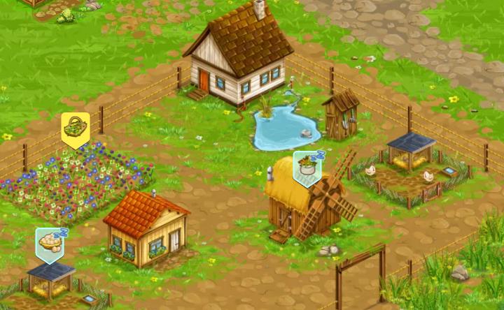 Big Farm New Harvest