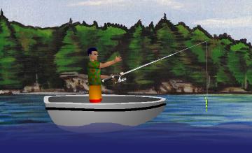 Bigtime Fishing Game