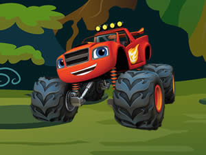 Blaze and The Monster Machines Tires