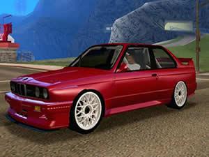 BMW M3 E30 Puzzle