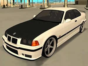 BMW M3 E36 Puzzle