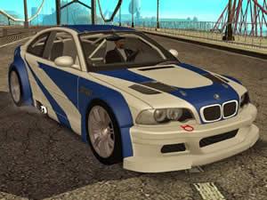 BMW M3 E46 Puzzle