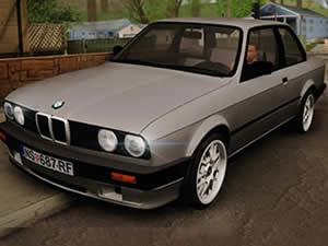 BMW M5 E30 Puzzle