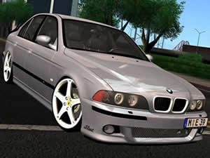BMW M5 E39 Puzzle