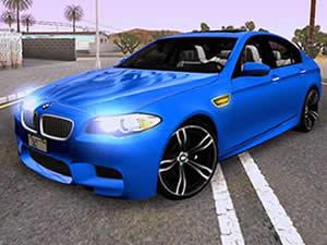 BMW M5 F10 Puzzle