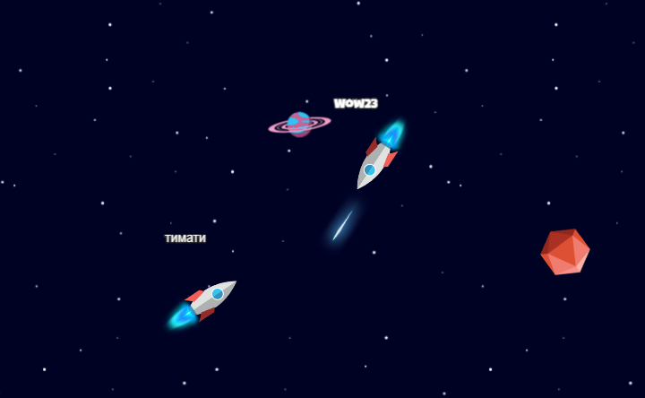 Booster.space 2D