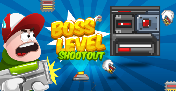 Boss Level Shootout - on Armor Games