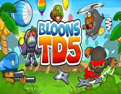 BTD5 Unblocked – Bloons Tower Defense