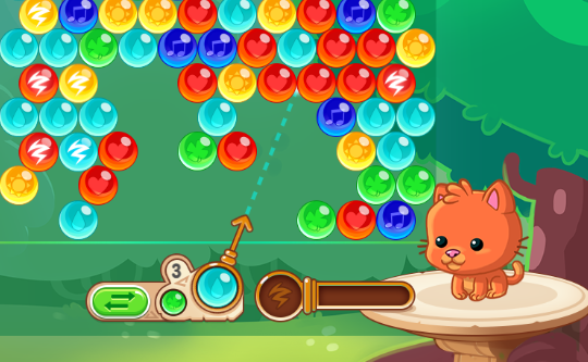Bubble Charms 2 Game