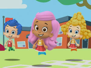 Bubble Guppies Puzzle