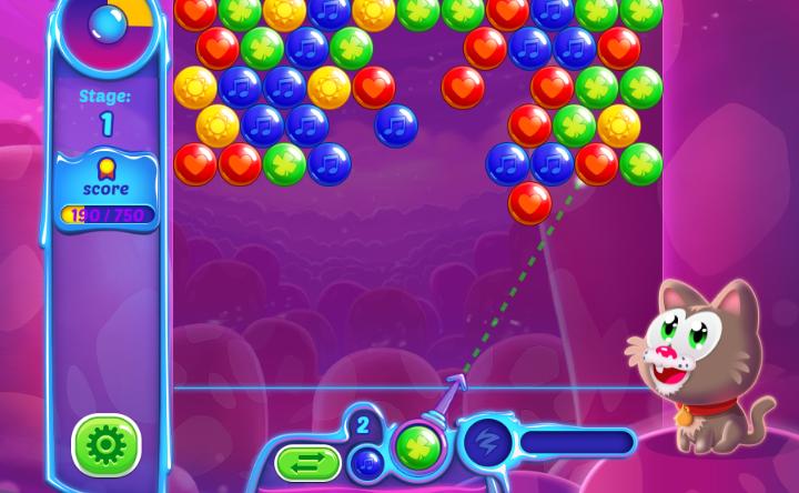 Bubble Monsters