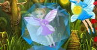 Butterfly Crystal Fairy Escape