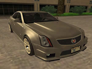 Cadillac CTS Puzzle