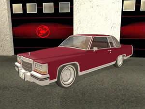 Cadillac DeVille Puzzle