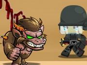 Captain War: Monster Rage