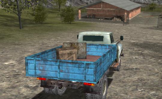 Cargo Drive 3D