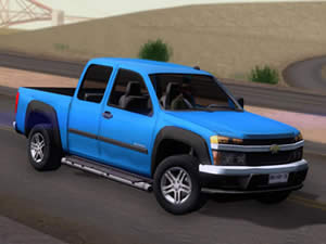 Chevrolet Colorado Puzzle