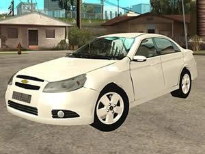 Chevrolet Epica Puzzle