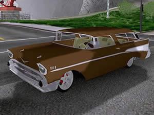 Chevrolet Nomad Puzzle
