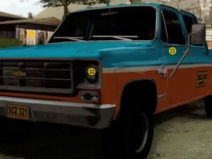 Chevrolet Trucks Hidden Tires